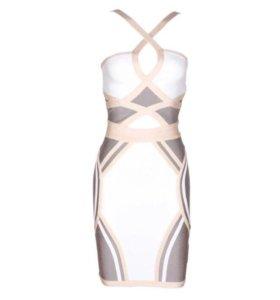 Бандажное платье (новое)