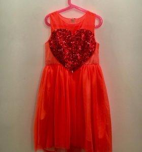 Платье для девочки H&D