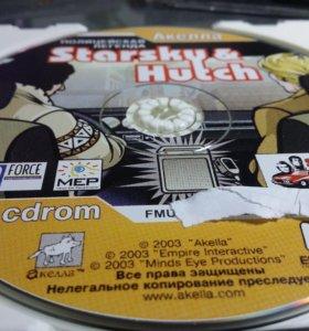 Starsky Hutch Лицензия Витаж