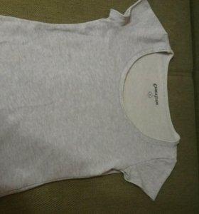 Базовая футболка в гардероб