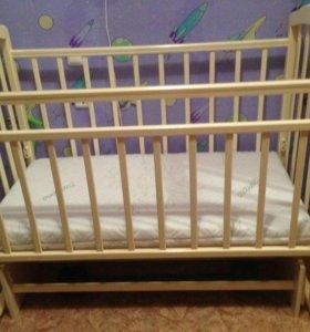 Кроватка детская Алита 3
