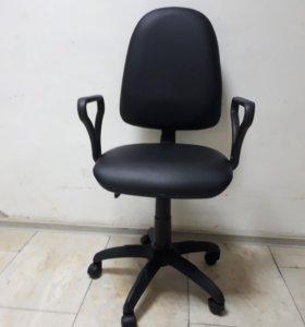 Офисное кресло Престиж люкс кожзам