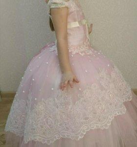 Прокат платья для девочки на праздник