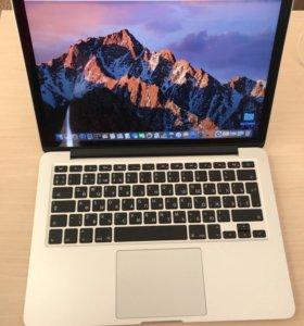 Ноутбук Apple MacBook Pro 13 retina
