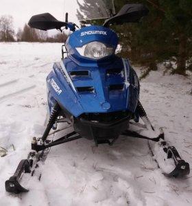 Снегоход scout 200.
