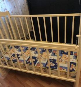 Детская кровать Алита 5