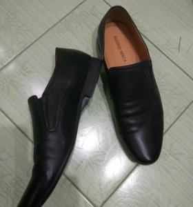 Кожаные туфли 43р