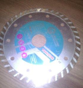 Алмазные отрезные диски 125мм