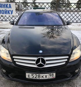 Mercedes-Benz CL 500 4 matic AMG ,5.0 AT,2008,купе
