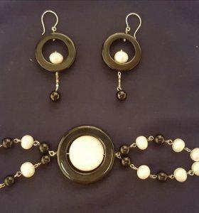 Авторские украшения из серебра от Людмилы