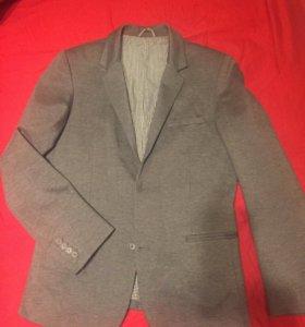 Мужской пиджак, размер 46-48 (М)