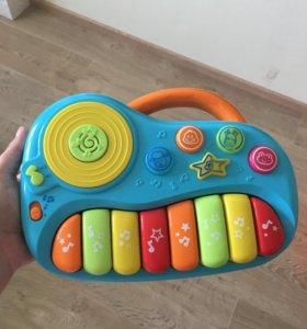 Развивающие игрушки и не только