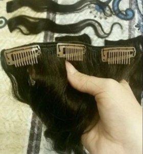 Натуральные волосы Brasilian STW 22, цвет 2