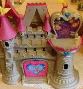 Музыкальный замок для принцесс