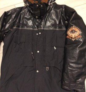 Куртка Bogner 56-58, тёплая оригинал, зимняя