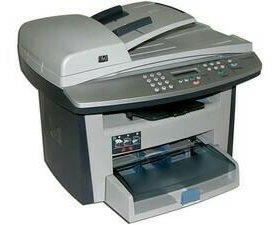 Мфу HP laserjet 3052