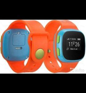 Детские часы телефон GPS