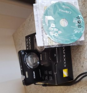 Цифровая фотокамера Nikon coolpix S6700