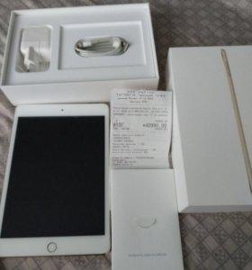 Планшет Apple iPad mini 4 Wi-Fi 64GB Gold