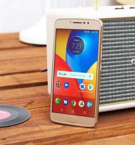 Motorola E 4 plus