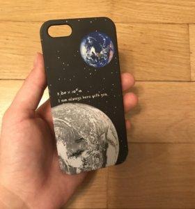 Чехол на iPhone 5,5s,5c,SE
