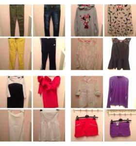 Распродажа одежды 42-44-46