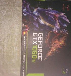 Видеокарта Colorful iGame 1050Ti GPU 4GB