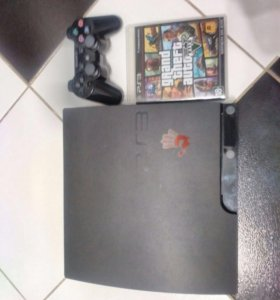 Playstation 3 slim (обмен)