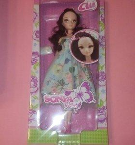 Кукла новая в коробке