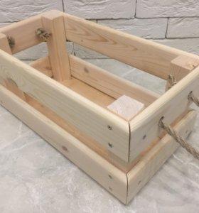 Ящик декоротивный
