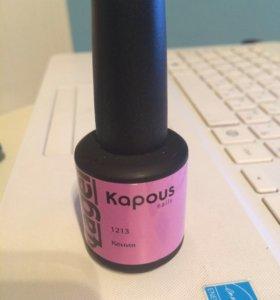 Гель-лак для ногтей Капус