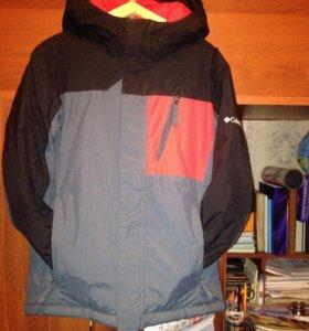 Куртка для мальчика зима Columbia