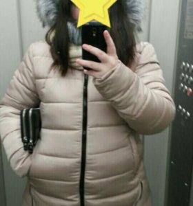Куртка,-пуховик
