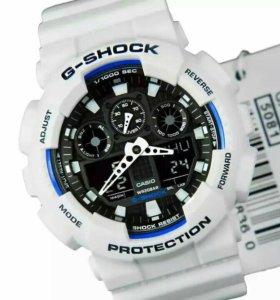 G-Shock НОВЫЕ ОРИГИНАЛ g shock ga 100