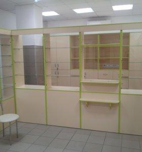 Мебель для аптеки или магазина