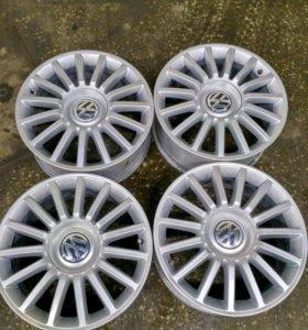 Диски на VW Фаэтон R17