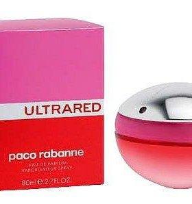 Духи Paco Rabanne UltraRED Woman