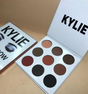 палетка теней 9 цветов от Kylie