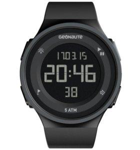 Часы спортивные W500 M swip мужские фирмы geonaute