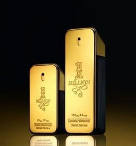 Духи Paco Rabanne 1 Million Gold Collector