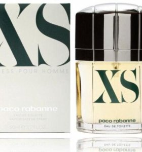 Духи Paco Rabanne XS Pour Homme