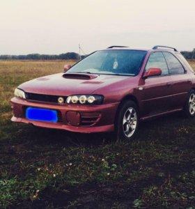 Subaru Impreza 1999 г.в. 1,5л. 95 л.с.