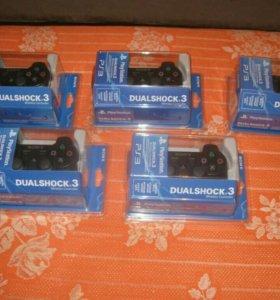 Геймпады для PlayStation 3 dualshock 3
