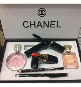Подарочный набор Шанель , 5 в 1