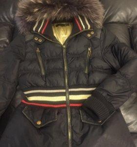 Пуховик куртка cavalli оригинал 42-44