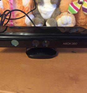 Kinect для xbox 360 + диск