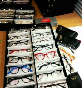 Брендовые оправы очки мужские женские со склада