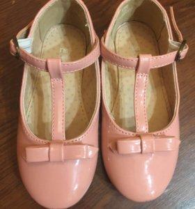 Детские туфли, на девочку