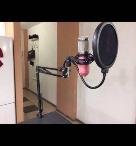 Микрофон профессиональный срочно