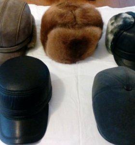 Кепки фуражки шапки